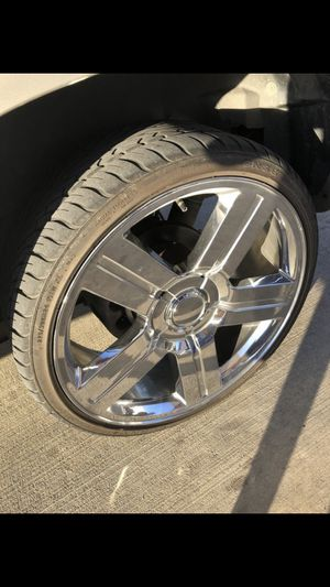 6lug Texas edition 24s for Sale in Houston, TX