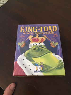 King Toad card game for Sale in Austin, TX