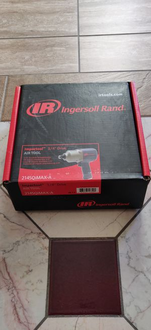 Ingersoll Rand 3/4 Drive Impact Wrench Air Tool for Sale in San Diego, CA
