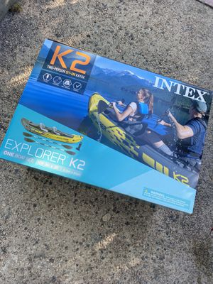 Brand new Kayak by Intex for Sale in Arcadia, CA