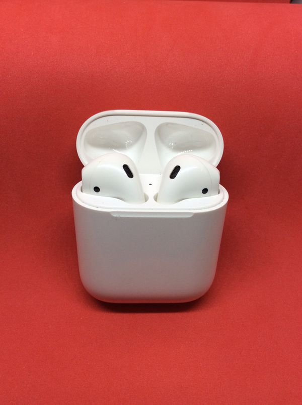 Apple AirPods 2nd Generation Wireless A1602 Headphones
