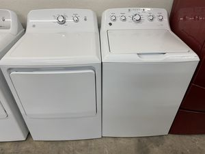 GE washer and GE electric dryer for Sale in The Colony, TX