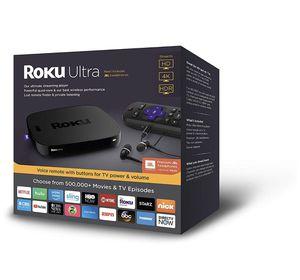 Roku Ultra 4K HD for Sale in Plano, TX