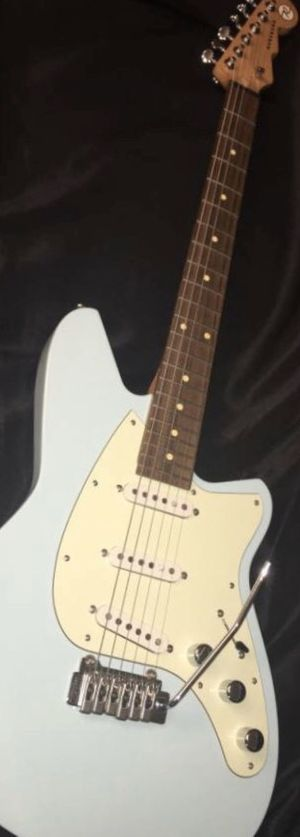 Reverend Six Gun - Chronic Blue - S Style Electric Guitar - Stratocaster Style for Sale in Industry, CA