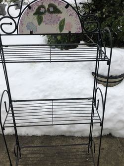 SMALL BAKER'S RACK!!! for Sale in Brockton,  MA
