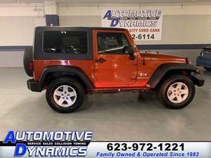 2009 Jeep Wrangler for Sale in Sun City, AZ