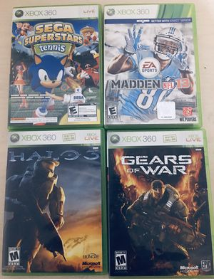 Xbox 360 and PS3 games for Sale in Cleveland, OH