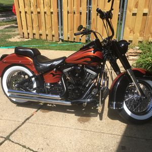 1987 Harley-Davidson Heritage Softail for Sale in Cleveland, OH