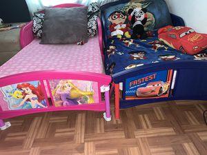 Toddler beds *READ DESCRIPTION** for Sale in Dallas, TX