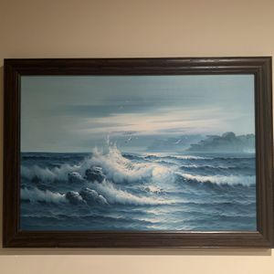 Beautiful Ocean Portrait for Sale in Chino Hills, CA