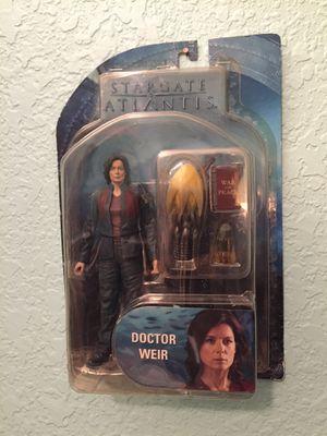 Stargate Atlantis action figure for Sale in El Paso, TX