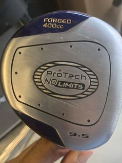 ProTech No Limits 400cc Driver 9.5*/ RH for Sale in Naples,  FL
