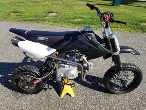 2016 SSR 70 Pit Dirt Bike for Sale in Hudson, MA