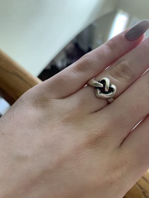 James Avery Heart Knot Ring for Sale in Plano, TX