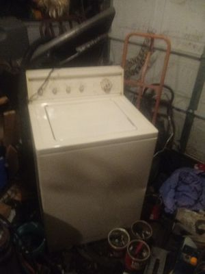 Kenmore washer with hook ups for Sale in Lincoln City, OR