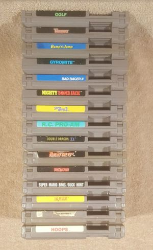 SWEETEST NINTENDO VIDEO GAME SELECTION for Sale in Tucson, AZ