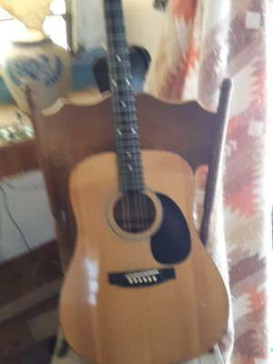 Franciscan acoustic guitar for Sale in Lakeside, AZ