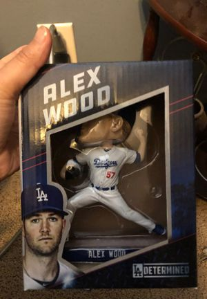Alex Wood Bobble for Sale in Cypress, CA