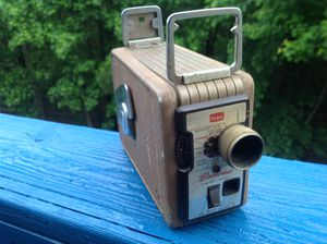 Vintage Kodak Brownie 8mm Movie Camera for Sale in Acworth, GA