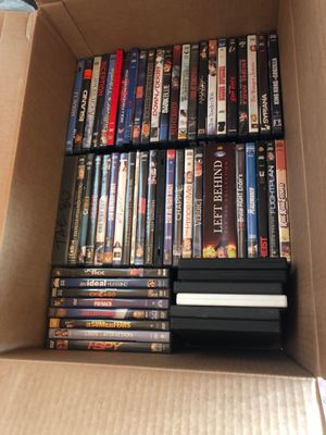 DVDs for Sale in Temecula, CA
