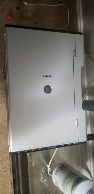 Canon scanner for Sale in Houston, TX