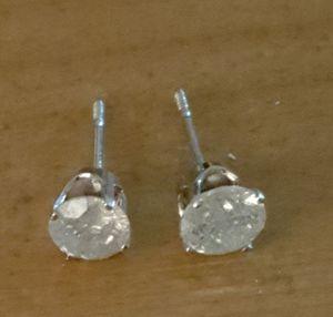 Diamond earrings for Sale in Redlands, CA
