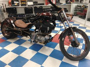 Custom Motorcycle for Sale in Mandan, ND