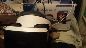 Vr headset w/ adapter box for Sale in Fresno, CA