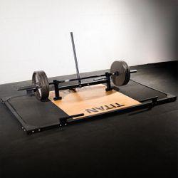 Deadlift Full Bar Jack by Titan Fitness for Sale in Las Vegas,  NV