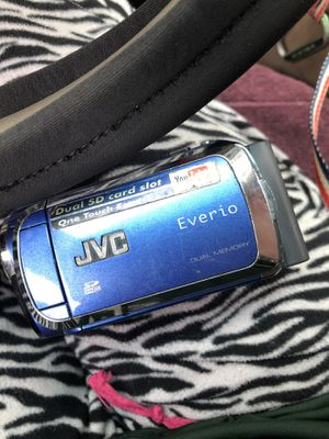 JVC VIDEO CAMERA for Sale in Garland, TX