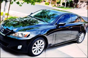 Lexus-IS.-2oo6. The car has 117,000miles 3.5L V6.engine. The car for Sale in Baton Rouge, LA
