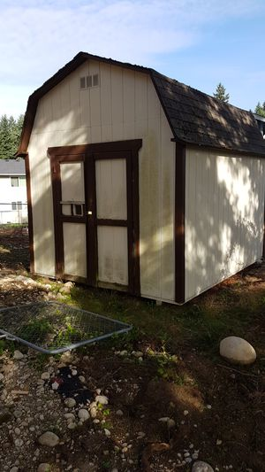 Shed for Sale in Graham, WA