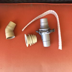 Pool parts Zodiac Baracuda flowkeeper valve, elbow and skimmer adaptor. New for Sale in Chandler, AZ