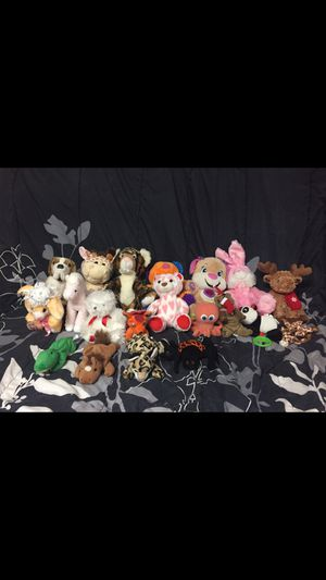 Assorted Stuffed Animals for Sale in Orlando, FL