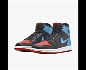 Brand New Air Jordan 1 Unc to Chicago W13.5/M12 for Sale in San Francisco, CA