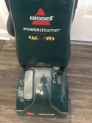 Bissell Powersteamer vacuum like new for Sale in Las Vegas, NV