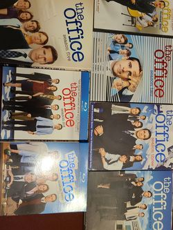 THE OFFICE 1-7 Seasons for Sale in El Paso,  TX