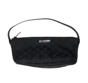 Vintage Black Gucci Monogram Mini Bag / Purse for Sale in Fort Worth, TX