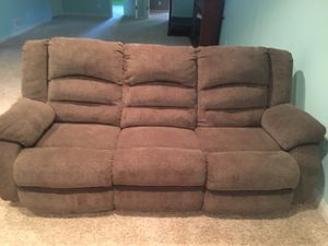 Double Recliner for Sale in Le Claire, IA