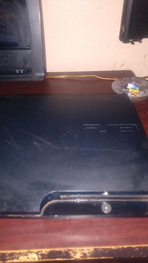 """PlayStation 3 console and 32"""" tv for Sale in Kilgore, TX"""