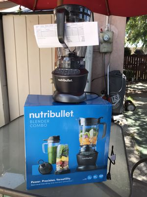 Nutri bullet blender for Sale in San Diego, CA