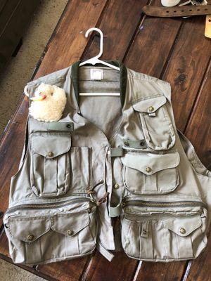 Filson Fly Guide Fishing Vest for Sale in Denver, CO