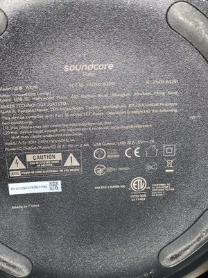 Sound Core Speaker Water proof sub woofer $100 for Sale in Croydon, PA