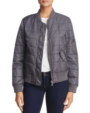 Fillmore Women Quilted Bomber Jacket XS for Sale in Norfolk, VA