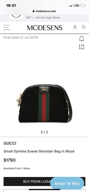 Gucci Ophidia small bag for Sale in Tampa, FL