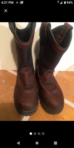 Brazos Men's Work Boot's size 6m for Sale in Delano, CA