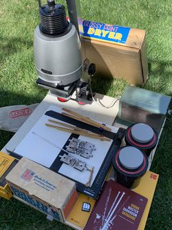 Licky Photo Enlarger With Various Accessories for Sale in San Diego,  CA