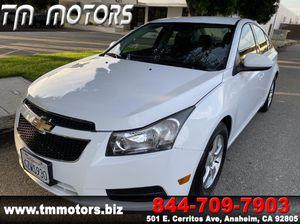 2013 Chevrolet Cruze for Sale in Anaheim, CA