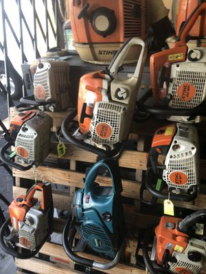 Stihl Chainsaw Clearance Sale! Don't wait for a Storm for Sale in Hialeah, FL