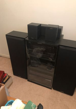 Kenwood stereo system for Sale in Detroit, MI